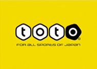 TOTO FOR ALL SPORTS OF JAPAN